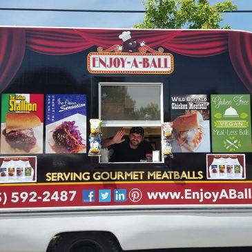 Enjoy-A-Ball Gourmet Meatball Truck