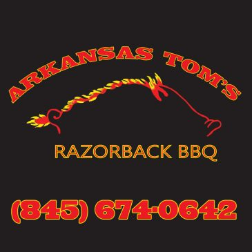 Arkansas Tom Razorback BBQ